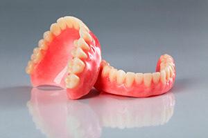 Съемное протезирование зубов - фото